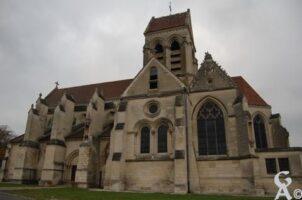 l'église - Contributeur : Maryse Trannois.