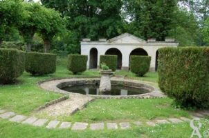 la fontaine - Contributeur : Maryse Trannois