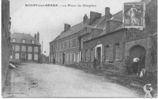 La place du chapitre - Contributeur : C. Wery