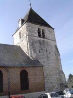 l'église - Contributeur : Marie Paule Bouleau