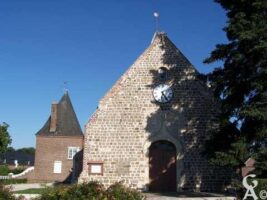 Le portail de l'église - Contributeur : S. Sartori