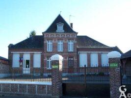 La mairie-école - Contributeur : S. Sartori