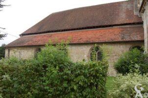 l'abbaye - Contributeur : Maryse Trannois