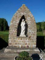 Oratoire à la Vierge édifié en 1957 - Contributeur : S. Sartori