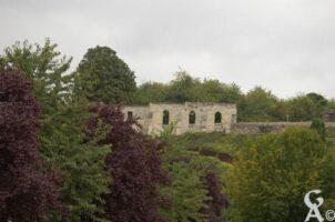vue des ruines - Contributeur : Maryse Trannois