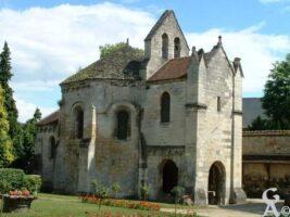la Chapelle des Templiers - Contributeur : Claude Shoshany. Contributeur Wikipédia, Commons et Rodovid