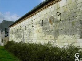 Construction datée de 1829. - Contributeur : Sylvie Leroy