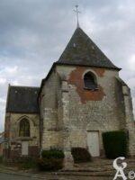 l'Église du XIVé siècle - Contributeur : Nicole Marlier
