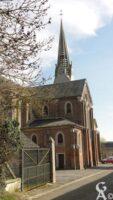 L'église, vue latérale - Contributeur : Natty