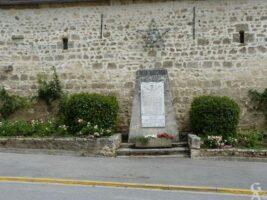 Le monument aux morts - Contributeur : Michel Leleu