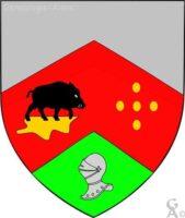Blason de Berry-au-bac - Contributeur : W.Vaudron
