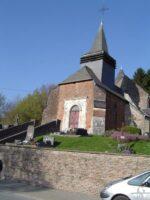 L'église - Contributeur : MP Bouleau