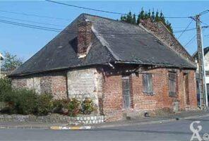 Une vieille maison - Contributeur : A. Vassaux