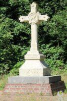 La croix des veneurs - Contributeur : A.Demolder