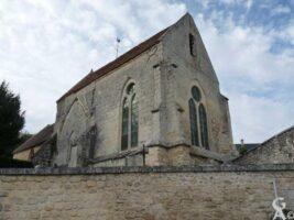 L'église - Contributeur : J.P. Brazier