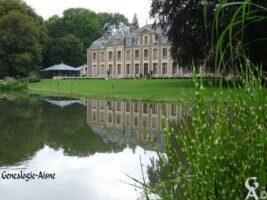 Le château - Contributeur : J.P. Brazier