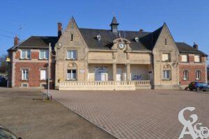 La mairie - Contributeur : M.Trannois