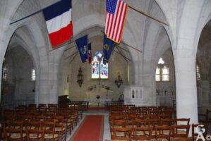 Inérieur de l'église - Contributeur : M. Sance