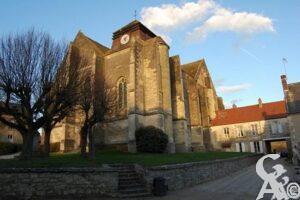 Eglise Saint-Gervais et Saint Protais - Contributeur : G. Viet