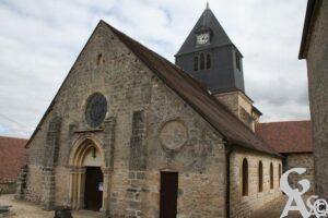 L'église - Contributeur : Nadine Gilbert