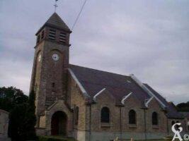 L'église - Contributeur : M. Trannois