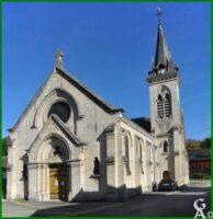 L'église   - Contributeur : C.Sylvos