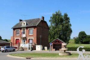 La mairie - Contributeur : André Demolder