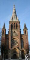 Les statues n'ont pas été refaites lors de la reconstruction de l'église dans les années 1920. - Contributeur : Photo : Michel PLATEAUX