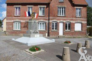 Monument aux morts - Contributeur : A.Demolder
