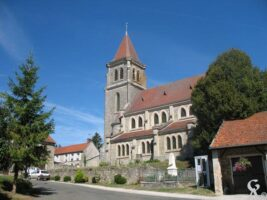 L'église Saint-Rémy et Saint-Laurent  - Contributeur : G.Cresseaux
