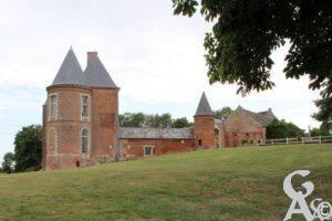 Château - Contributeur : André Demolder