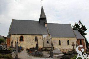 Eglise - Contributeur : André Demolder