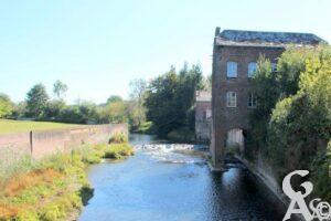 Ancien moulin - Contributeur : A.Demolder
