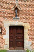 Portail église - Contributeur : A.Demolder
