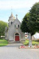 Eglise et monument aux morts - Contributeur : A.Demolder