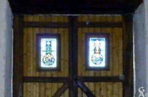 Porte de l'église - Contributeur : Danièle Oudin