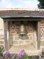 Une cloche de l'église - Contributeur : M.Nivelet