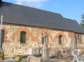 Côté de l'église - Contributeur : M.Nivelet