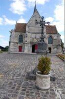 Eglise de Blérancourt - Contributeur : M trannois