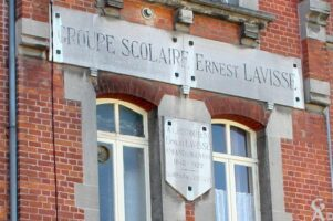 Groupe scolaire - Ernest LAVISSE - Contributeur : A.Demolder
