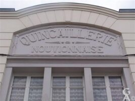 Quincaillerie - Nouvionnaise - Contributeur : S Sartori