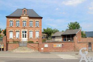 Vue de la Mairie - Contributeur : A. Demolder