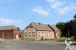 Porche de l'église - Contributeur : A. Demolder
