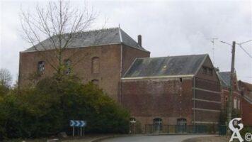 Le vieux moulin - Contributeur : A. Schioppa