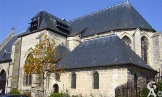 L'église Saint Montain - Contributeur : A. Schioppa