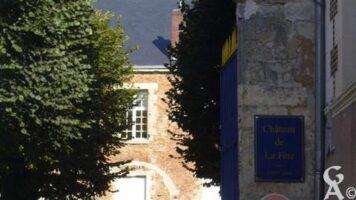 L'entrée du château - Contributeur : A. Schioppa