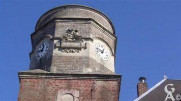 L'horloge de la poste - Contributeur : A. Schioppa