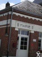 L'entrée de la mairie - Contributeur : M.Trannois