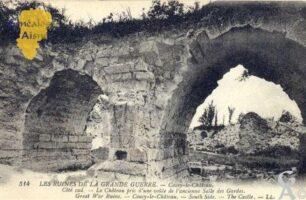 Les ruines de la Grande Guerre - Contributeur : M Trannois