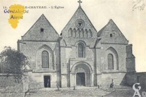 l'église - Contributeur : M Trannois